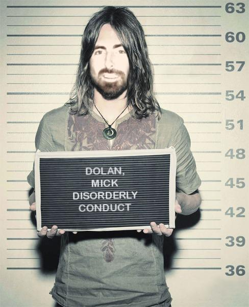 DOLAN Disorderly Conduct